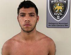 Polícia Civil prende homem por estupro de vulnerável em João Câmara