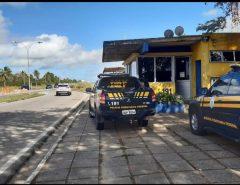 Em seis horas, assaltantes roubam três carros em BRs em Macaíba