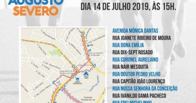 ATENÇÃO! Vias interditadas em Macaíba no próximo domingo (14)