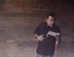 Polícia divulga imagem do suspeito de assassinar estudante potiguar