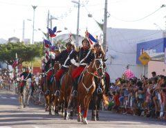 Desfile Cívico de 2019 acontece no dia 01/09 em Macaíba