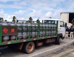 PRF detém motorista em Macaíba por crime ambiental