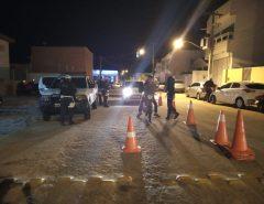 Operação Lei Seca autua 55 motoristas em Santa Cruz, RN
