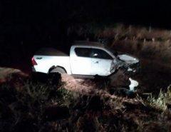 Acidente grave na rodovia BR-405 deixa cinco pessoas mortas
