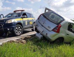 PRF recupera três veículos roubados no final de semana na região metropolitana de Natal