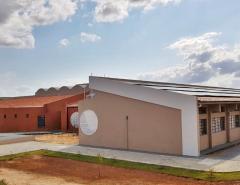 Escola Estadual de Traíras está com obras avançadas