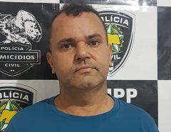 Polícia Civil prende em Nova Parnamirim homem condenado por homicídio