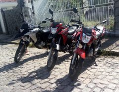 DEPROV recupera motocicletas roubadas em Natal