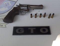 PM recupera 04 veículos e apreende arma após confronto em Canguaretama/RN