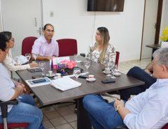 Macaíba: Prefeitura e UnP discutem novas parcerias no município