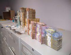 Operação da Polícia Civil e MPRN resulta na apreensão de R$ 670 mil em espécie no Seridó