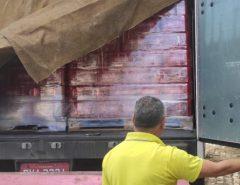 Fisco faz 3ª apreensão de carga irregular de cerveja em menos de 30 dias