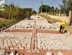 Informe Publicitário: Macaíba, Prefeitura segue pavimentando distrito de Canabrava