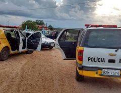 Macaíba: PM realiza fiscalização no bairro Pé do Galo para combater os constantes assaltos na região; moradores agradecem