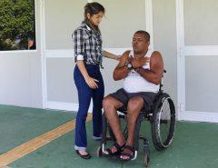 CEPS em Macaíba realiza Grupo de Exercícios para pessoas com lesão medular