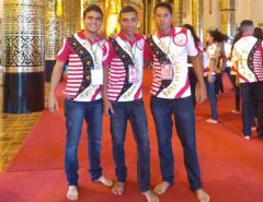 Estudantes conquistam medalhas em olimpíada internacional de Matemática