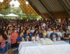 Desperta Jovem: Encontro de jovens reúne mais de 900 pessoas no CAIC de Macaíba