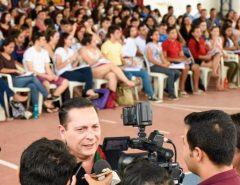 Conexão Enem realiza aulão em Currais Novos com alunos do Seridó Oriental