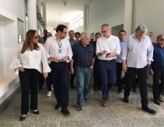 Ministro Marcos Pontes visita Campus do Cérebro em Macaíba