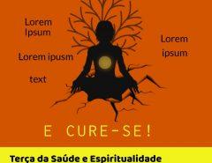 """Convite: palestra sobre """"Doenças e suas Causas"""" no centro espírita de Macaíba-RN"""