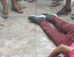 Jovem é assassinado a tiros no centro de Macaíba