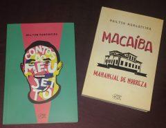 Livros do macaibense Hailton Mangabeira estarão disponíveis no estande da Livraria Paulinas