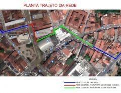 Caern realiza obras de esgoto e provoca interdição de ruas em Macaíba a partir deste domingo (15)