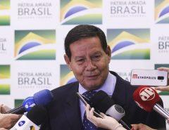Mourão se reúne com empresários brasileiros e alemães em Natal