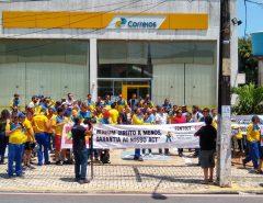 Trabalhadores dos Correios do Rio Grande do Norte encerram greve