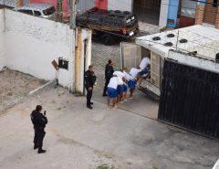 Em três dias, três CDPs são fechados e 322 presos transferidos na Grande Natal