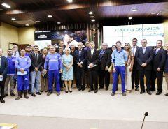 Assembleia Legislativa comemora meio século de instalação da Caern