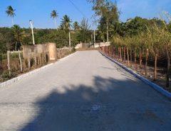 Pavimentação de principal rua de Canabrava será inaugurada nesta quarta (18)