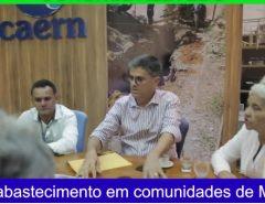 Deputado busca solução para abastecimento de água em comunidades de Macaíba