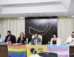Em audiência, deputado cobra sanção de lei e garantia de direitos à população LGBT