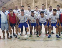 Defendendo a hegemonia, Cruzeiro de Macaíba estreia sábado (28) no Campeonato Potiguar de Futsal