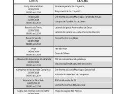 Campanha de vacinação antirrábica prossegue em Macaíba