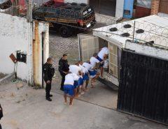 Seap remove 117 internos do CDP de Macaíba para a Cadeia Pública de Ceará-Mirim