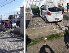 Ação rápida da PM detém bandidos e recupera 2 veículos roubados em Parnamirim/RN