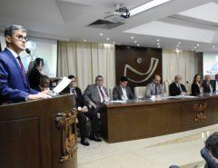 Com 9 deputados, Frente da Segurança Pública é instalada na Assembleia Legislativa