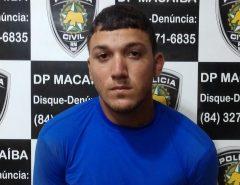 Polícia Civil prende dois homens por receptação e adulteração de veículo em Macaíba