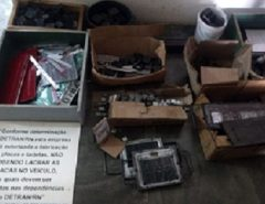 Polícia Civil fecha empresa de estampagem de placas de automóveis em Mossoró