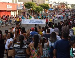 Informe Publicitário: Macaíba realiza seu 50º Desfile Cívico com êxito