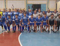 Futsal: Cruzeiro de Macaíba perde na estreia