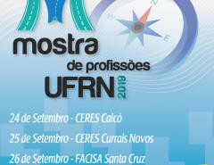 UFRN realiza Mostra de Profissões do interior