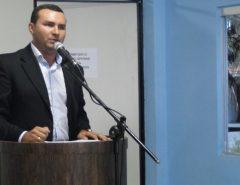 Emídio Jr. solicita a construção de uma UBS para o Campo da Santa Cruz