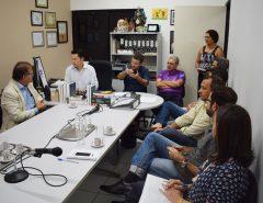 Prefeitura de Macaíba participa de reunião sobre a APAC de Macaíba