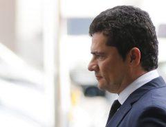 Moro faz visita a prédio da PF onde Lula está preso