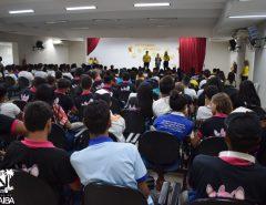 Informe Publicitário: Ação do Setembro Amarelo chama atenção de estudantes de Macaíba