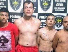 """Polícias Civil e Militar deflagram Operação """"Parati Sitiado"""" em Assú"""