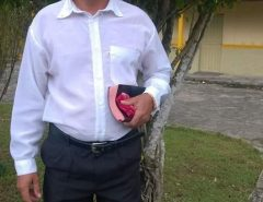 Homem que esfaqueou companheira e enteada em Macaíba segue foragido